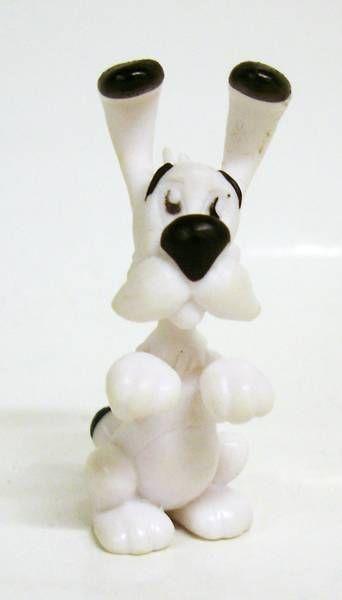 Asterix - Plastoy - PVC Figure - Idefix