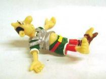 Asterix - Plastoy - PVC Figure - Legionary battle-damaged
