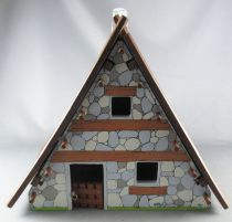 Asterix - Plastoy Accessory for PVC Figure - Asterix\'s house