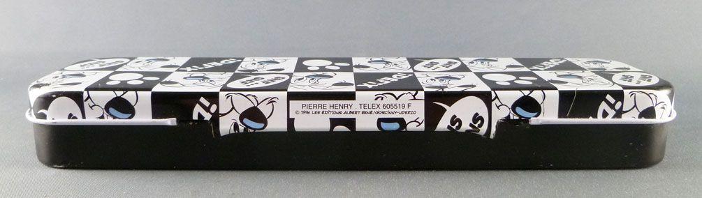 Asterix - Plumier Trousse Boite Crayons Métal Pierre Henry - Idéfix