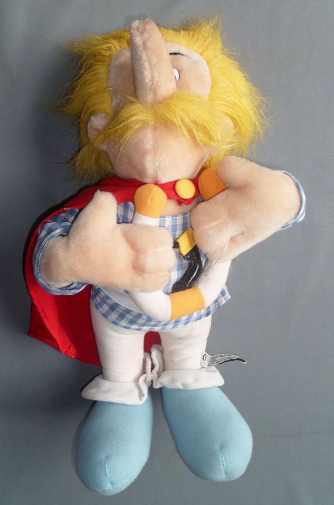 Asterix - Plush 1994 - Assurancetourix