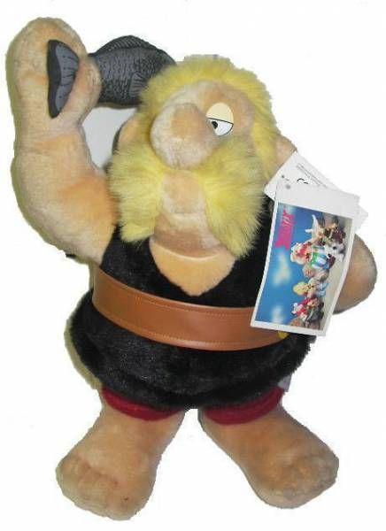Asterix - Plush 1994 - Ordralfabetix (mint)