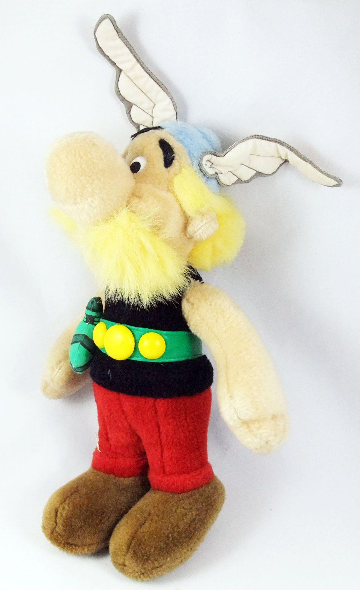 Asterix - Plush 1994 Michael Mühleck - Asterix