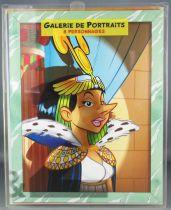 Asterix - Porfolio N°2 Galerie de Portraits 8 Planches Couleurs - Hachette Albert René 2007