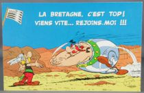 Asterix - Postal Card 2002 Editions d\'Art Albert René Goscinny Uderzo -  HM225 Britain is Great