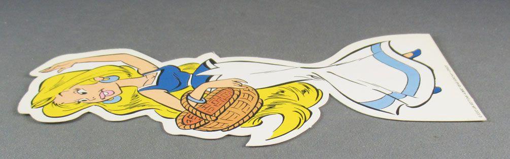 Asterix - Promotional Flat Plastic Figure Albert René 2010 - Panacea