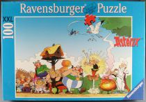 Asterix - Puzzle 100 pièces Ravensburger - La Potion Magique