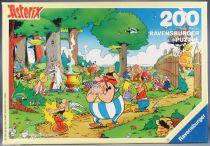 Asterix - Puzzle 200 pièces Ravensburger - La Potion Magique