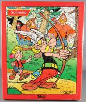 Asterix - Puzzle Publicitaire Suchard 1991 42 pièces - Astérix archer