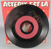Asterix - Record 45t - Asterix is here Plastic Bertrand Cosma