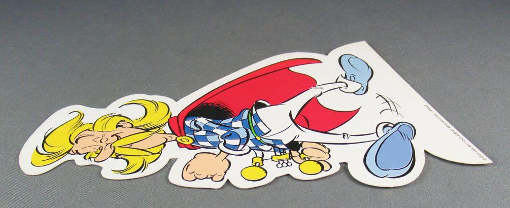 Asterix - Silhouette Plastique Promotionnelle A René 2000 - Assurancetourix