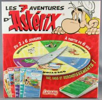 Asterix - The 7 Adventures of Asterix Board Game - Lansay 2007