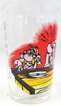 Asterix - Verre Amora 1968 - Astérix, Obélix et le maigre repas