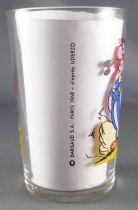 Asterix - Verre Amora Série avec © - Asterix, Obelix, Panoramix en ballade