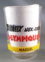Asterix - Verre Maille - Aux Jeux Olympiques