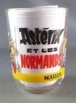Asterix - Verre Maille - Chez les Normands