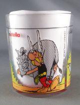 Asterix - Verre Nutella 1996  - Astérix à la chasse aux sangliers
