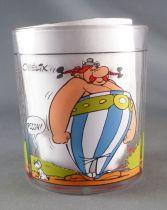 Asterix - Verre Nutella 1996  - Obelix & Falbala