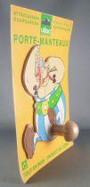 Asterix - Vilac - 6,5\'\' Wooden Coat Hanger 1995 - Obelix Mint on Card
