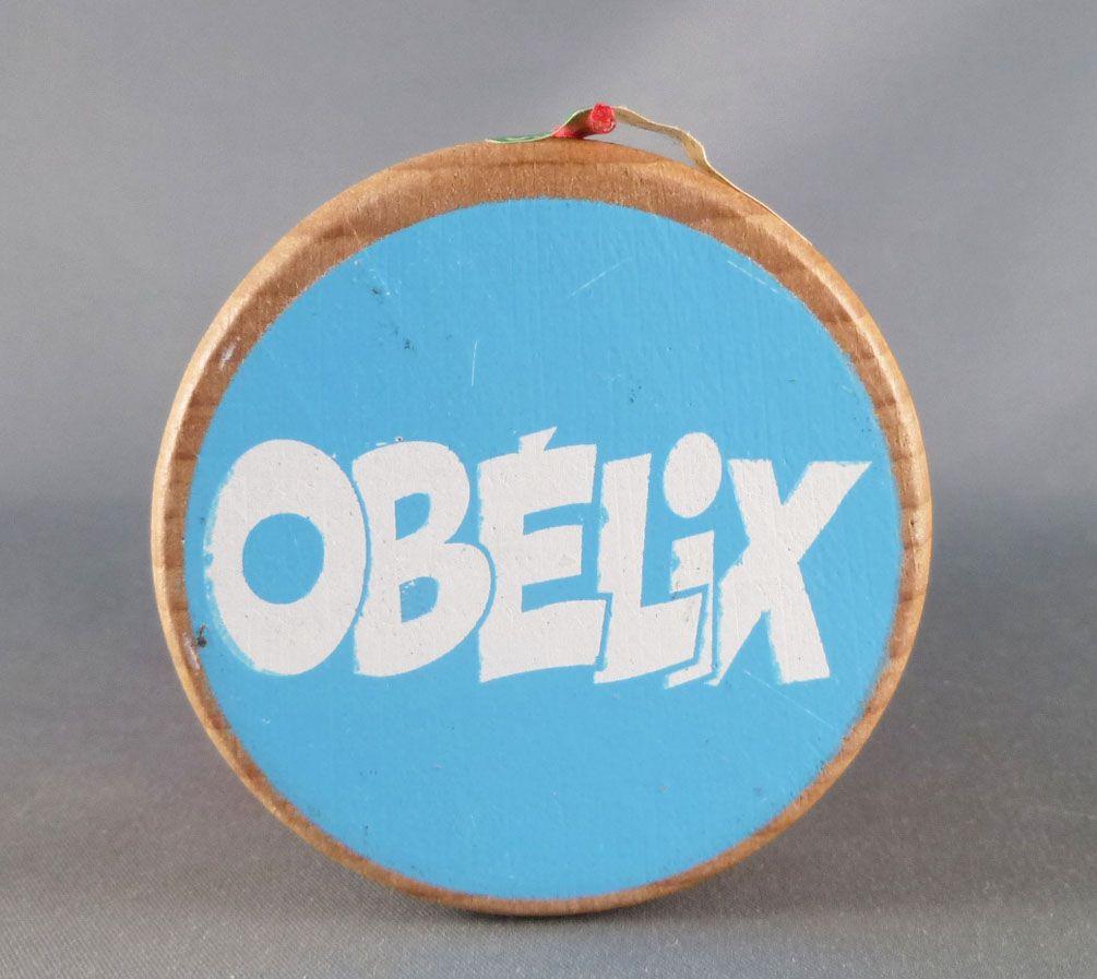 Asterix - Vilac Wooden Toy - Yo-Yo Obelix