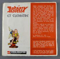 Asterix and Cleopatre - Set of 3 discs View Master 3-D
