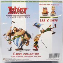 Asterix et le Domaine des Dieux - Coffret de 12 fèves en porcelaine
