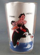 Astro - Verre à moutarde Amora (Astro volant/Astro & Uranie à dos de dauphin)
