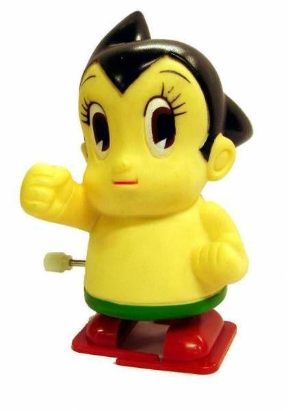 Astro Boy - 3\'\'3/4 Wind-up (raised right hand)