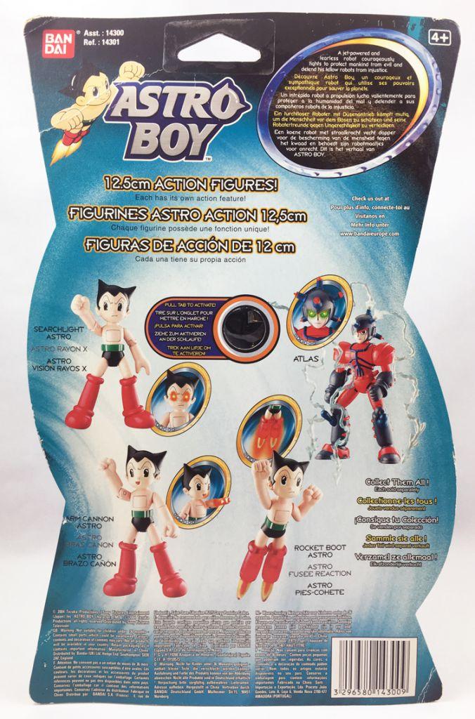 Astro Boy - Bandai action figure - Seachlight Astro
