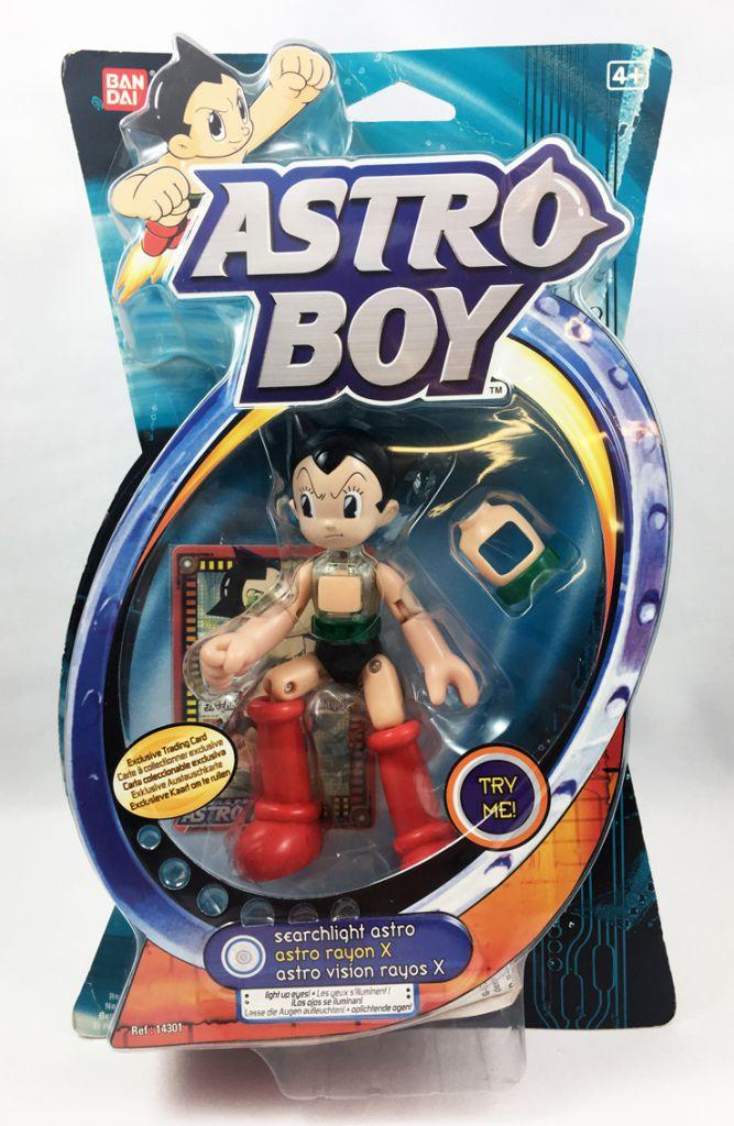 """Astro Boy - Figurine articulée Bandai - Astro \""""Rayon X\"""""""