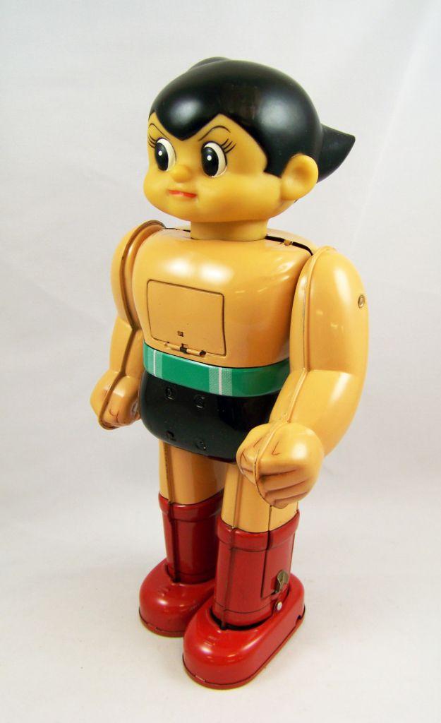 Astro Boy - Osaka Tin Toy Institute - Jouet Mécanique en Tôle (Edition Limitée)
