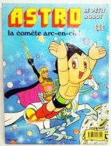 Astro le petit robot - Livre Whitman Editions TF1 - La comète arc-en-ciel