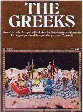 Atlantic 1:32 Antique 1604 Greek Life in Acropole
