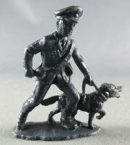 Atlantic 1/32 Armée Moderne 8003 Carabinier Policier avec Chien
