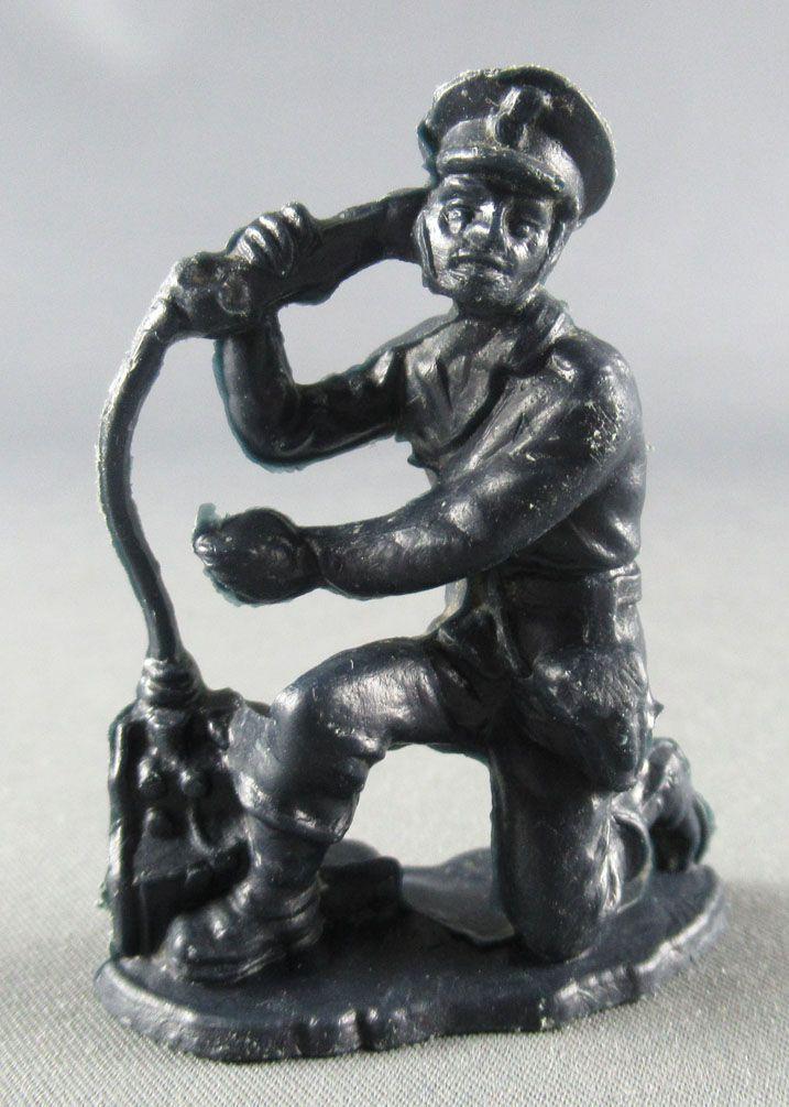 Atlantic 1/32 Armée Moderne 8003 Carabinier Policier Radio