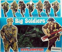 Atlantic 1:32 BS01 WW2 Italian Paratroopers