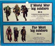 Atlantic 1:32 BS01 WW2 Italian Paratroopers