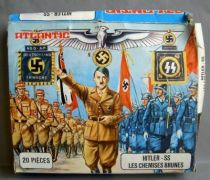 Atlantic 1:32 Historical Series 11008 Hitler Brown Shirts SS (incomplete)