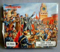 Atlantic 1:32 Historical Series 11009 Lenine Staline Russian Révolution