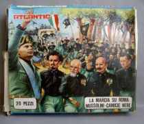 Atlantic 1:32 Historical Series 11009 Walks to Roma Mussolini Black shirts