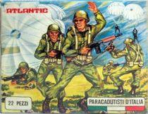Atlantic 1:32 Modern Army 11004 Italian Paratroopers
