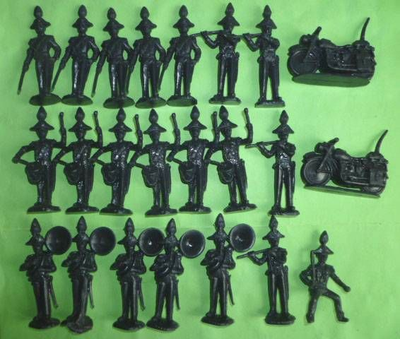Atlantic 1:32 Modern Army 11005 Marching Sharpshooters