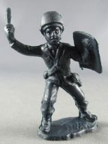 Atlantic 1:32 Modern Army 8003 Carabinieri Policeman with Club & Shield