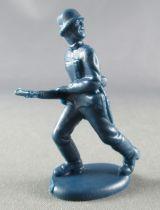 Atlantic 1/32 WW2 2101 Infanterie Allemande Marchant Fusil à 2 Mains