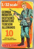 Atlantic 1/32 WW2 2101 Infanterie Allemande Neuf Boite 1