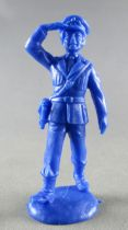 Atlantic 1:32 WW2 2106 Air Force Personal Officer Marching Saluting