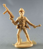 Atlantic 1/32 WW2 2108 Africa Corps Allemand Grenade et Mitraillette & Casquette