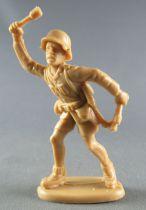 Atlantic 1/32 WW2 2108 Africa Corps Allemand Grenadier & Casque Continental