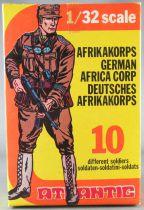 Atlantic 1/32 WW2 2108 Africa Corps Allemand Neuf Boite Scellée