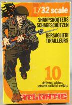 Atlantic 1/32 WW2 2109 Bersagliers italiens Neuf Boite